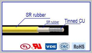 FG4G4 Silicone Rubber Double Insulation Electric Wire