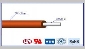 H05S-K Silicone Rubber Insulation Wire