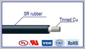 SIF-THTS Silicone Rubber Insulated Wire