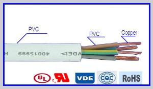 6424Y PVC Insulated Cable