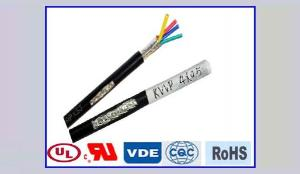 H05VV-F Multicore PVC Insulated Shielded Electric Cable