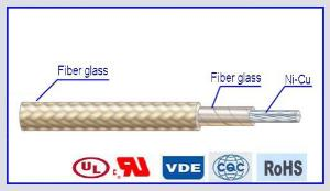 AWM 5108 Fire Resistant Glass Fiber Braid Electric Wire