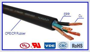 H05RN-F Multicore Rubber Insulated Power Cable