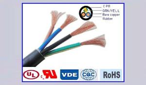 H07RN-F Multicore Rubber Insulated Power Cable