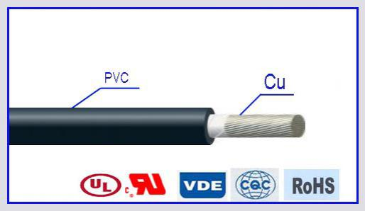 AWM 1015 PVC Insulated Electric Wire